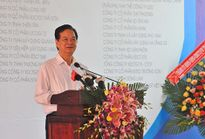 Thủ tướng Nguyễn Tấn Dũng dự Lễ thông xe cầu Hòa Trung và đoạn Năm Căn- Đất Mũi