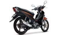 Honda Blade 110 nâng cấp phiên bản mới