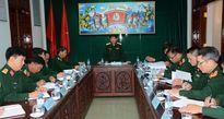 Kiểm tra công tác SSCĐ của lực lượng tự vệ Binh đoàn 15