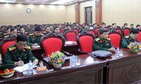 Quân khu 2 tập huấn ngành quân khí năm 2016