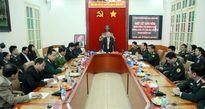 Đoàn công tác Ủy ban QPAN của Quốc hội đến thăm, chúc Tết một số đơn vị Công an nhân dân