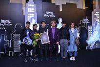 Ngắm sao Việt khoe cá tính thuần khiết trong đêm chung kết Aquafina Pure Fashion 2015