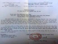 Vụ án oan Huỳnh Văn Nén: VKSND Tối cao thụ lý đơn tố cáo của ông Nén
