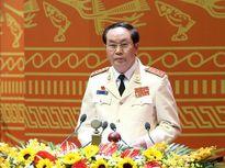 Bộ trưởng Công an Trần Đại Quang: Năm giải pháp bảo đảm an ninh quốc gia