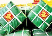 Bánh chưng làng Tranh