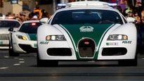 Dubai: Cảnh sát lái siêu xe tuần tra