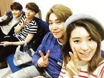 Sao Hàn 24/1: So Yeon bao bọc kín mít, Soo Young chống lạnh cả khi ăn
