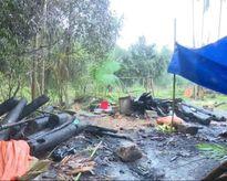 Cháy cả nhà vì đốt sưởi cho lợn