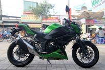 Kawasaki Z300 về Việt Nam giá 149 triệu đồng