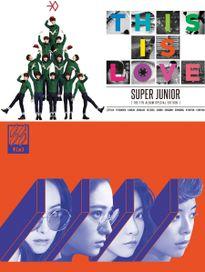 Bìa đĩa của các nhóm Kpop đoạt giải thưởng thiết kế