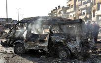 IS nhận trách nhiệm vụ đánh bom kép ở Syria làm 24 người thiệt mạng