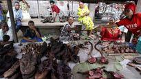 Bắt giữ 2 vụ kinh doanh thịt thú rừng trái phép