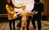 Công ty Trung Quốc thưởng Tết cho nhân viên bằng... búp bê tình dục