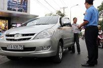 TP HCM: Siết chặt quản lý 'Uber' và 'Grab' taxi