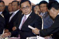 Thái Lan công bố dự thảo hiến pháp mới