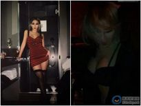 'Quẩy' quá sung trong bar, CL (2NE1) hở ngực táo bạo