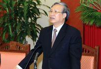 Chân dung ông Trần Quốc Vượng - Ủy viên Bộ Chính trị khóa 12