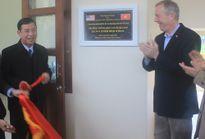 Chính phủ Mỹ tài trợ xây dựng trường học vùng khó khăn tại Quảng Trị