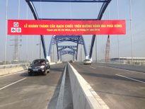 Thông xe cầu Rạch Chiếc trên đường Vành đai phía Đông