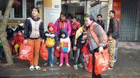 Mang Xuân yêu thương tới trẻ khuyết tật