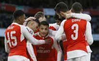 Vòng 4 cúp FA: Arsenal thắng sát nút, Tottenham, Man City vùi dập đối thủ