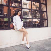 Street style ấn tượng của sao Việt tuần qua