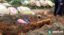 Ngôi mộ bị đào trộm mất một phần thi thể: Sự việc vô cùng phức tạp