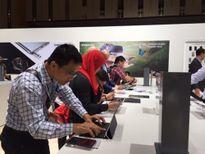 Bên trong 'triển lãm' SEA Forum của Samsung