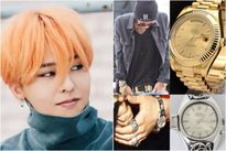 Sao Hàn khoe đẳng cấp bằng đồng hồ hàng trăm triệu