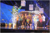 Khoảnh khắc sum vầy trên sân khấu gala