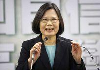 Bắc Kinh lo sợ nhất là lập trường của bà Thái Anh Văn đối với Biển Đông