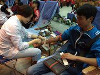 Bộ Giáo dục- Đào tạo vận động hiến máu dịp Tết Nguyên đán