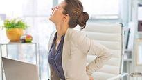 Đau lưng ở người trẻ tuổi – Hậu quả do ngồi nhiều