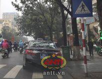 Hà Tĩnh: Bà hội đồng đi xe bạc tỷ, gắn còi ưu tiên