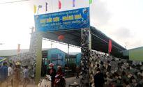 Tỉnh Thanh Hóa vào cuộc vụ xây chợ 'chui' sau phản ánh của Phapluatplus.vn