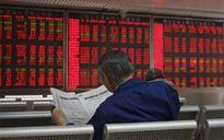 Chứng khoán châu Á tụt dốc theo giá dầu