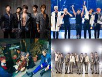 Hàng trăm nhóm nam Kpop ồ ạt ra mắt trong 17 năm