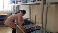Nhiều kí túc xá tại Hà Nội tiếp đón người vô gia cư đến ở dịp Tết