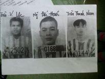 Truy nã đặc biệt 3 phạm nhân đào hầm vượt ngục