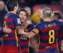 Barca bất bại 27 trận: Enrique đâu kém tài Guardiola