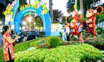 Hội hoa xuân Tao Đàn 2016 khai mạc ngập tràn hương sắc