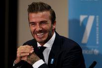 Beckham gửi video động viên cô gái mắc bạo bệnh