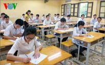 Kỳ thi THPT quốc gia 2016: Thí sinh không phải đi thi quá xa