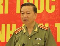 Tiểu sử Ủy viên Bộ Chính trị khóa XII Tô Lâm