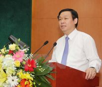 Tiểu sử Ủy viên Bộ Chính trị khóa XII Vương Đình Huệ