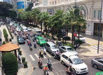 TPHCM: Cấm xe một số tuyến đường trung tâm đêm Giao thừa
