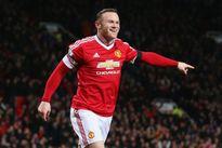 Rooney đang chấp nguyên hàng công của Arsenal