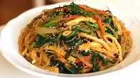 Cách làm miến trộn Hàn Quốc đẹp mắt và ngon cho bữa sáng