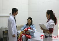Mổ lấy thai và cấy máy tạo nhịp thành công cho sản phụ mắc bệnh tim nặng
