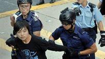 Cảnh sát đảo ngọc Hồng Kông